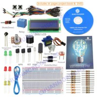 SunFounder New Project 1602 LCD Starter Kit For Arduino UNO R3 Mega...