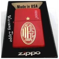 Zippo grafir AC Milan