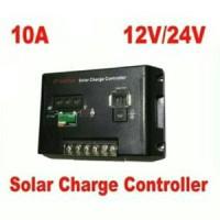AUTO SOLAR CHARGE CONTROLLER 10A 12/24VOLT