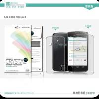 Nillkin 2 Side High Level Crystal Screen Guard LG Nexus 4 E960