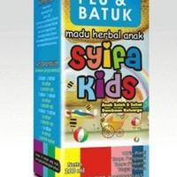 Madu Syifa Kids Flu dan Batuk (FLUBA)