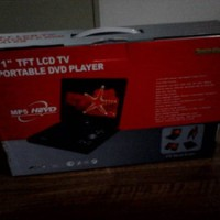"DVD PLAYER PORTABLE 11"""