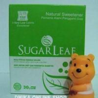 Jual Gula Stevia Sugarleaf Pemanis rendah kalori aman untuk diabetes Murah