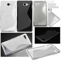 Stylish Stpu Soft Case Sony Xperia E3 / E3 Dual