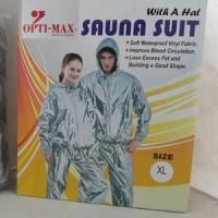 Baju Sauna Jaket Sauna Siken Opti-max
