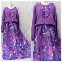 Baju Gamis Ocean Cewek/Wanita 2