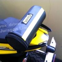 Tabung / Tas Jas Hujan Motor JK - SPEED [Murah + High Quality]