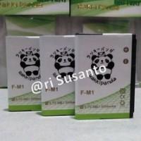 Baterai Rakkipanda FM1 3000mAh for Blackberry Pearl/ Pearl 3G/ Style