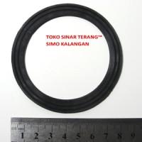 Sparepart Karet Seal Gelas / Bumbu Blender National/Miyako Warna HITAM