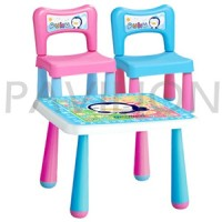 harga PUKU TABLE AND CHAIR SET MEJA KURSI ANAK PUKU (1MEJA + 2 KURSI) Tokopedia.com