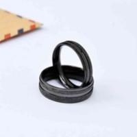 CINCIN COUPLE - Black Titania Ring
