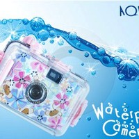 Aquapix Underwater Manual Camera / kamera anti air