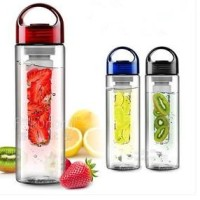 Tritan Water Bottle With Fruit Infuser BPA Free