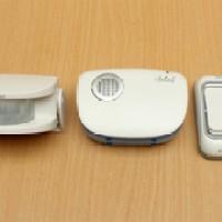 harga Bel Sensor Gerak + Alarm D026 HELES Tokopedia.com