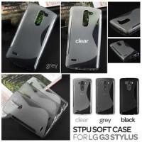 Lg G3 Stylus - Stylish Stpu Soft Case