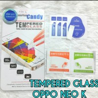 Antigores Tempered Glass Oppo Neo K / R831k / Neo3