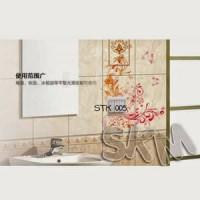 stop kontak wallsticker transparan