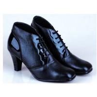 harga Sepatu Wanita Cewek Boot High Heel Kantor Kerja Forma Pantofel 437-04 Tokopedia.com