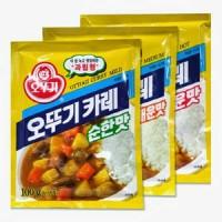 Ottogi Curry Mild Kari Instan Spicy