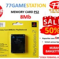 harga Memory Card / Mmc Ps2 : (new) Termurah Tokopedia.com
