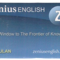 Voucher Zenius English 1 Tahun