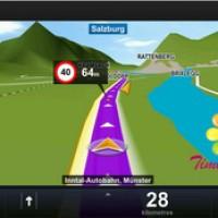 Aplikasi GPS - Sygic - di Android