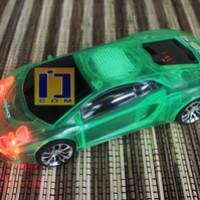 SPEAKER PORTABLE AKTIF ADVANCE Mobil Transparan Ny
