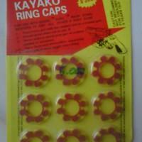 Kayako Ring Caps. Pistiol Magasin
