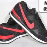 Sepatu Nike Airmax Pegasus Hitam Merah NC-056