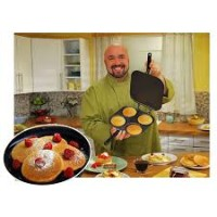 Make 4 Pancake Perfect pan