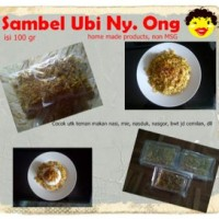 SAMBEL UBI NY ONG
