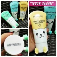 Whitening hand cream Bunny Mengkou