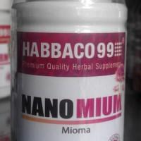 Nano Mium, Herbal untuk menyembuhkan Mium, Tumor dan Kanker