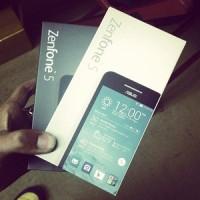 ASUS Zenfone 5 Ram2GB + Internal 16GB