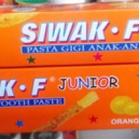 Siwak F junior, Rasa jeruk