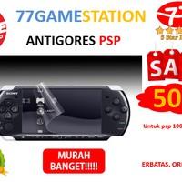 ANTI GORES / Screen Guard untuk PSP Slim 2000 & 3000 dan Fat 1000
