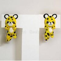 harga Aksesoris Anting Handmade Clay Tiger Harimau Kucing Tokopedia.com