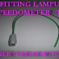 FITTING LAMPU SPEEDOMETER / T5