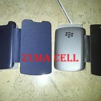 flipcover flip cover + backdor bb blackberry monza torch 3 9860 9850