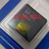 Baterai Battery batre nokia bp-6m original 100% n73 6233 9300