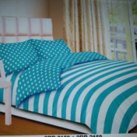 bed cover dotty