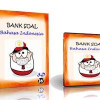 Jual Kumpulan Bank Soal Bahasa Indonesia SD Kelas 1, 2, 3, 4, 5, 6.