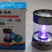 Speaker Crystal Light