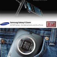 Samsung Galaxy K-Zoom the SM-C111 BNIB from SEIN with Accessories