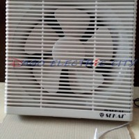 "Wall Exhaust Fan Dinding Sekai 8"" WEF-890"