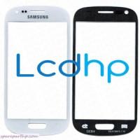 Kaca LCD Samsung Galaxy S3 Mini SIII Mini GT-i8190 i8190 Hitam Putih