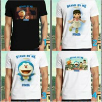"T-shirt Doraemon ""Stand By Me"""