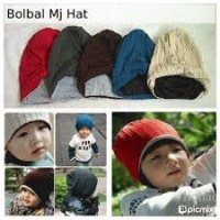 MJ Baby Hat (Topi Anak)