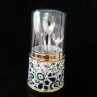 Tempat sendok ceramic BISTRO