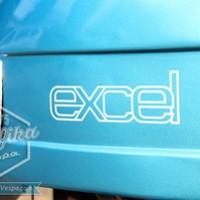 Sticker Vespa Excel Danmotor